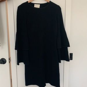 Sail to Sable Cashmere Blend Sweater Dress size XS